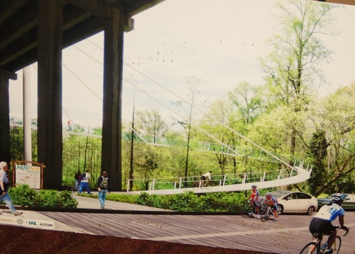 Buckhead View's picture of the PATH400 rendering