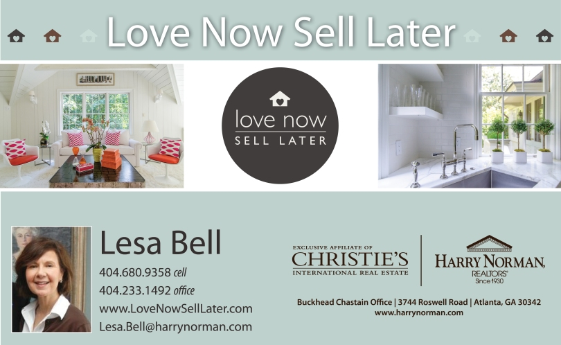 Lesa Bell Love Now Sell Later