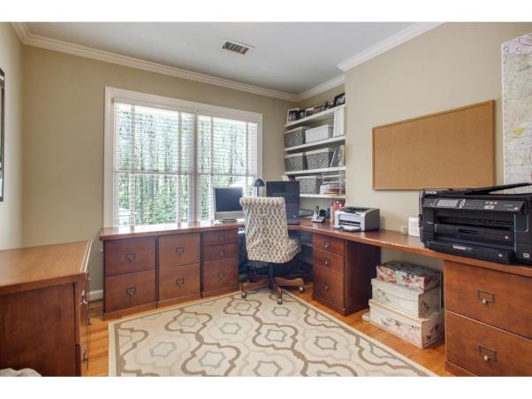 Rockingham home office