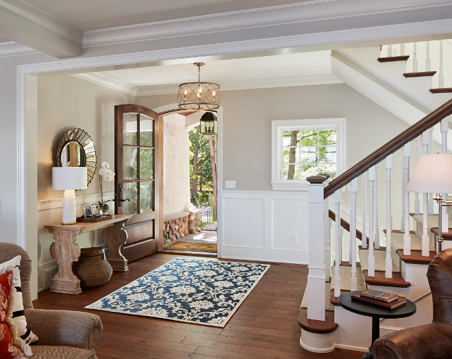 Accessible beige hendel homes vivid interior design homebunch