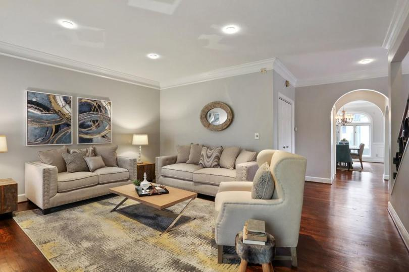 agreeable gray 3491 Roswell Road Lesa Bell