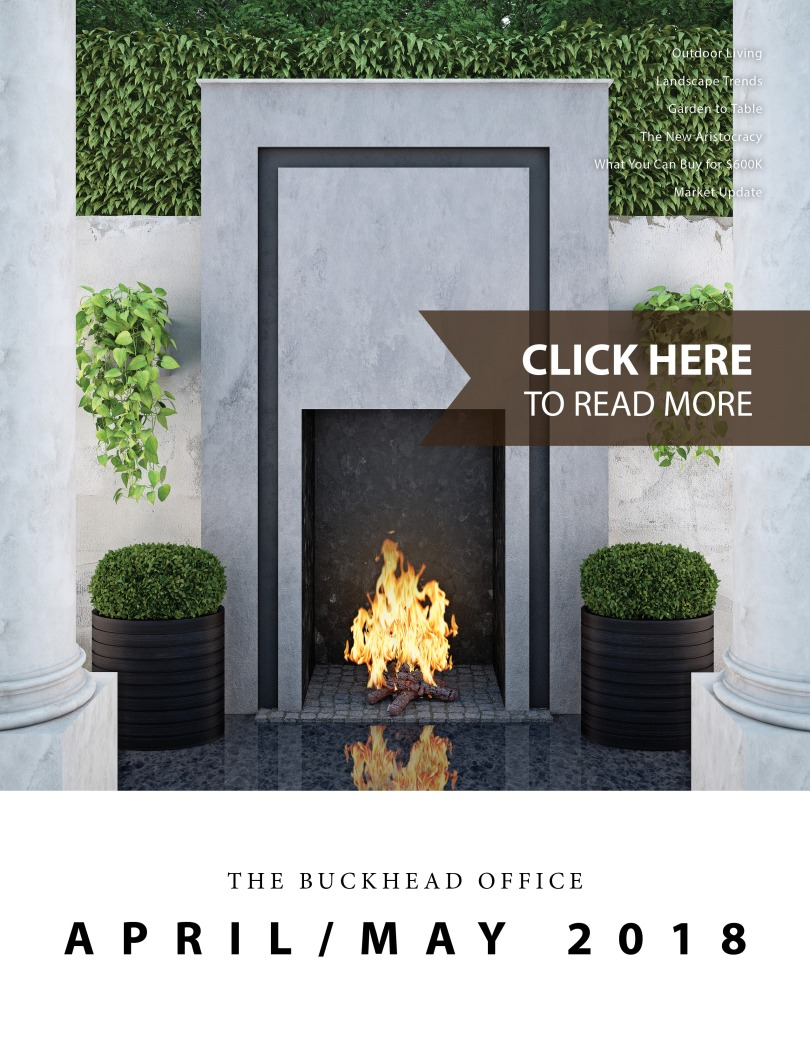 Harry_Norman_The_Buckhead_Office_April_May 2018 - Cover Image